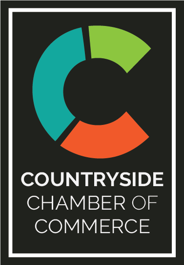 CCC logo and wordmark on an off-black background.